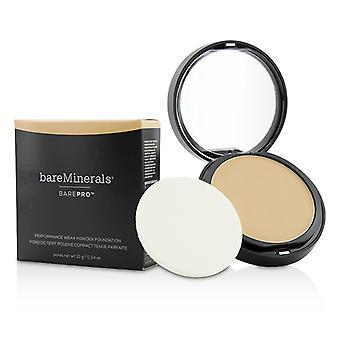 BareMinerals BarePro Performance Wear Powder Foundation - # 09 Light Natural 10g/0.34oz