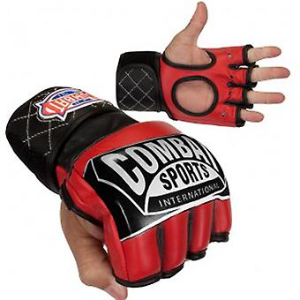 Sport da combattimento MMA Fight Gloves - Red
