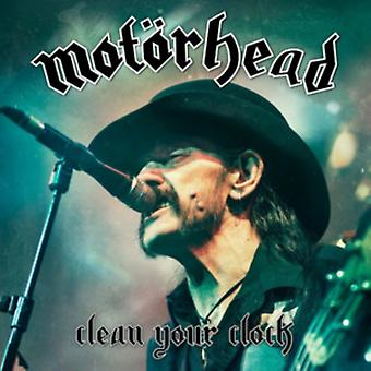 Clean Your Clock [VINYL] by Motorhead