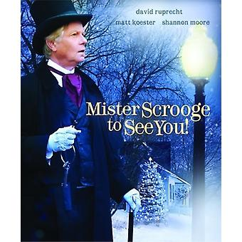 Mister Scrooge do importu USA See You [Blu-ray]