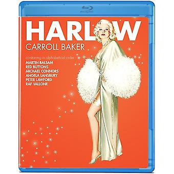 Harlow (1965) [BLU-RAY] USA import