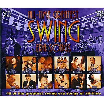 Alle tiders største Swing æra sange - alle tiders største Swing æra sange [CD] USA importerer