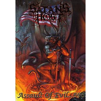 Host de Satanás - importación de los E.e.u.u. del asalto del mal 666 [DVD]