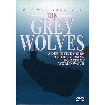 Grey Wolves [DVD] USA import