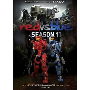 Red vs. Blue Season 11 [DVD] USA import