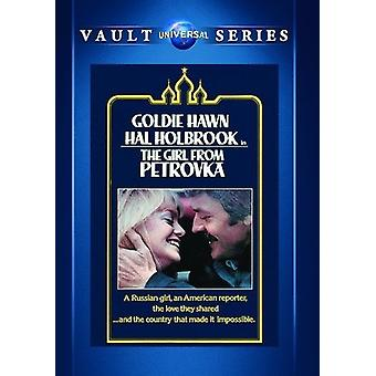 Girl From Petrovka [DVD] USA import