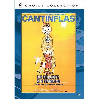 Un Quijote Sin Mancha [DVD] USA import