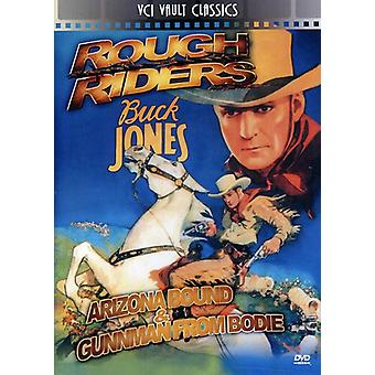 Rough Riders: Western Double Feature Volume 1 [DVD] USA import