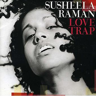 Susheela Raman - kærlighed fælde [CD] USA import