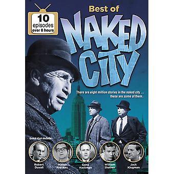 Bedste af blotte City (10 episoder) [DVD] USA import