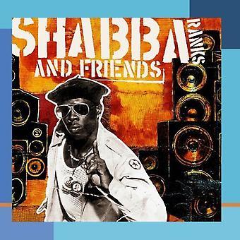 Shabba Ranks - Shabba & Friends [CD] USA import