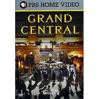 American Experience: Grand Central [DVD] USA import