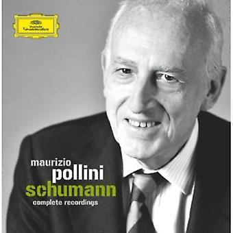 Maurizio Pollini - Schumann: Complete Recordings [CD] USA import