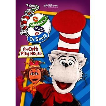 Wubbulous verden af Dr. Seuss: kattens spille hus [DVD] USA import