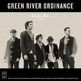 Green River Ordinance - onder vuur [CD] USA importeren