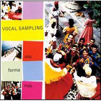 Vocal Sampling - importation USA Una Forma Mas [CD]