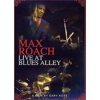 Max Roach - en vivo en la importación de los E.e.u.u. Blues Alley [DVD]