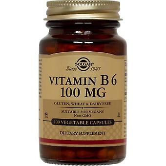 Solgar witamina B6 100 Mg ml 100