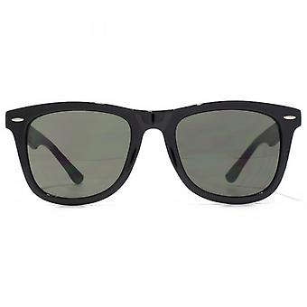 Glare Eyewear Istanbul Wayfarer Sunglasses In Black