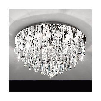 EGLO CALAONDA Алмазный кристалл полу скрытой верхнего света