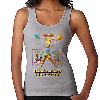 Give Me An F Cheering Section Women's Vest