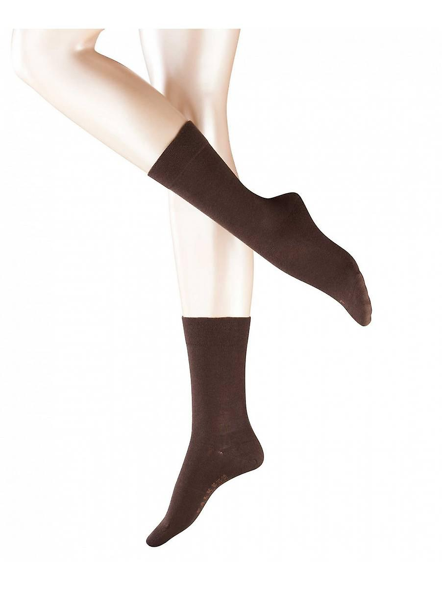 Falke Sensitive London Socks - Dark Brown