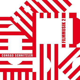Conrad Schnitzler - Filmmusik 2 [CD] USA import