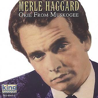 Merle Haggard - importación de Estados Unidos Okie de Muskogee [CD]