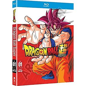 Dragon Ball Super - Part One [Blu-ray] USA import