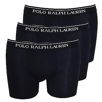 Polo Ralph Lauren 3-Pack Classic Boxer Briefs, Navy