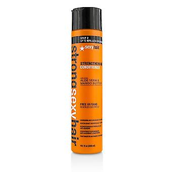 Sexy Hair Concepts Strong Sexy Hair Strengthening Nourishing Anti-Breakage Conditioner - 300ml/10.1oz
