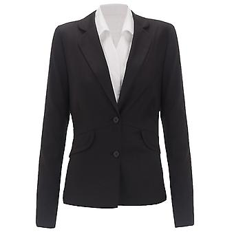 Alexandra Womens/Ladies Icona Formal Fitted Work Suit Jacket