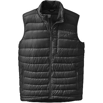 **SALE**Outdoor Research Mens Transcendent Down Vest Black (Small)