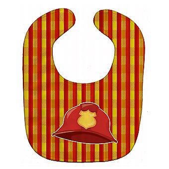 Carolines Treasures  BB6997BIB Fireman's Hat Baby Bib