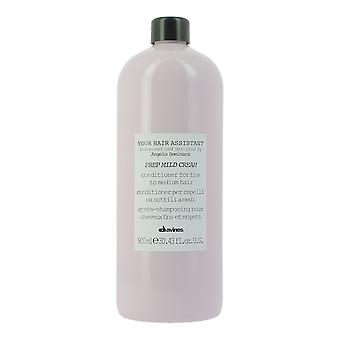 Davines Prep Mild Cream Conditioner 900ml
