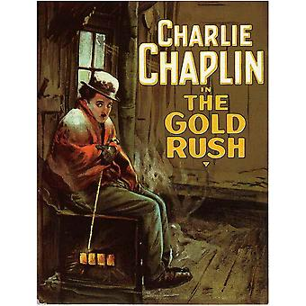 The Gold Rush Movie Poster (11 x 17)