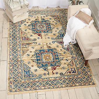 Teppiche - Cordoba - CRD01 Elfenbein blau