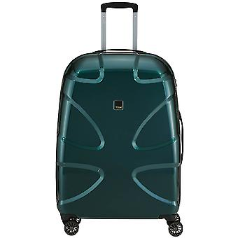 Titan X 2 4-wheels trolley hard shell of polycarbonate cases 77 cm