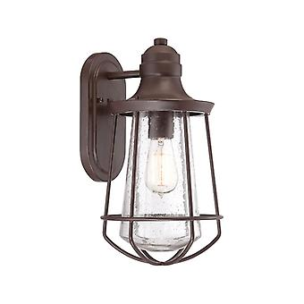 Marine One Light Medium Wall Lantern  - Elstead Lighting Qz/marine/m