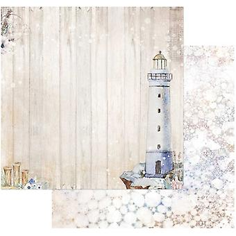 Sand & Sea Double-Sided Cardstock 12
