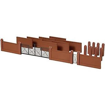 Auhagen 41622 H0 Fence with gates