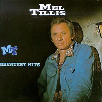 Mel Tillis - importación de Estados Unidos Greatest Hits [CD]