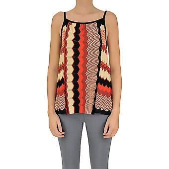 Jucca ladies MCGLTPT03096E multicolour cotton tank top