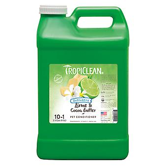 Tropiclean Lime & Cocoa Butter Conditioner 3.8L