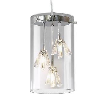 Somerset 3 Lighting Single Pendant