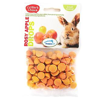 Small Pet Treats Rosy Apple Drops