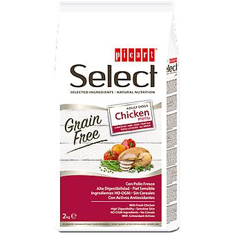 Picart Select Dog Grain Free Adult Chicken Menu (Dogs , Dog Food , Dry Food)