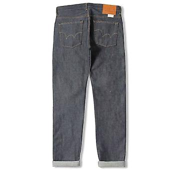 Edwin Classic Regular Tapered Jeans - Kaihara Red Selvage Raw State
