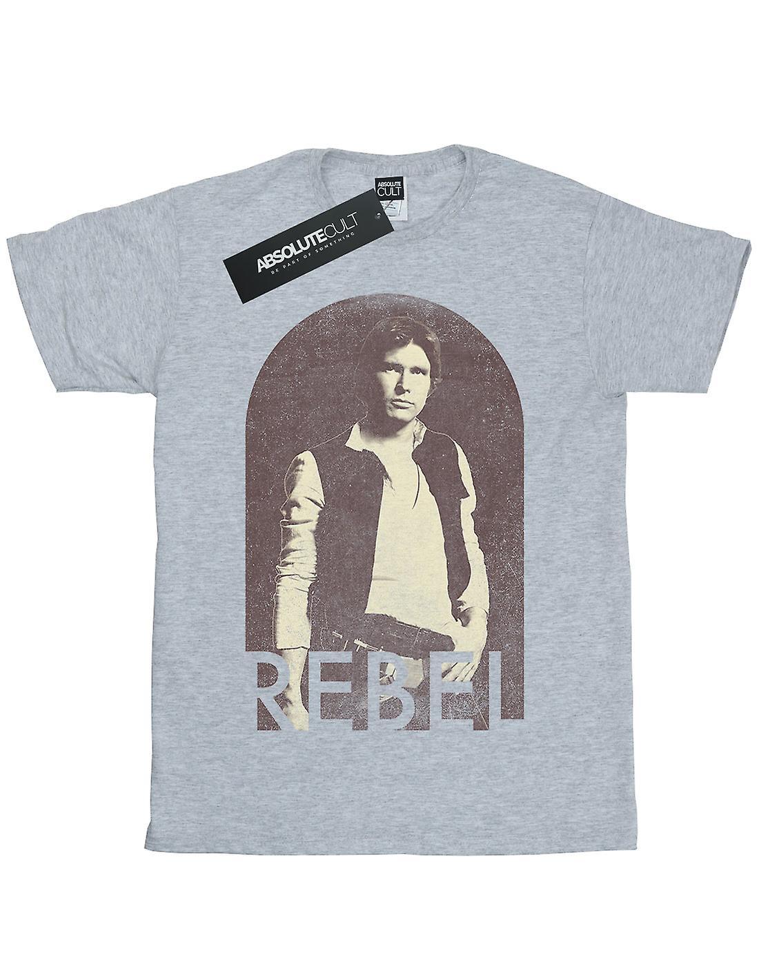 Star Wars filles Han Solo Rebel T-Shirt