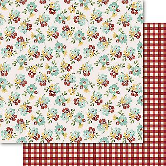 Bella! Grandma's Kitchen Double-Sided Cardstock 12
